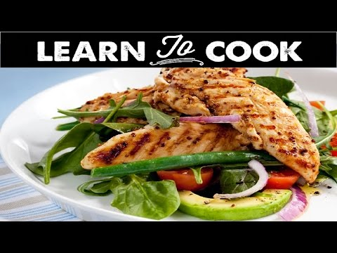 How To Cook Baked Lemon Chicken