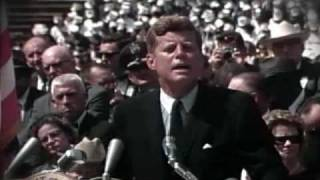 John F. Kennedy Rice University Moon Speech