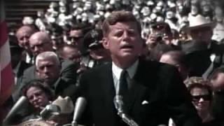 John F. Kennedy Rice University Moon Speech