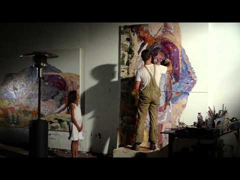 The Darkside (2013) - Behind the Scenes: Ben Quilty