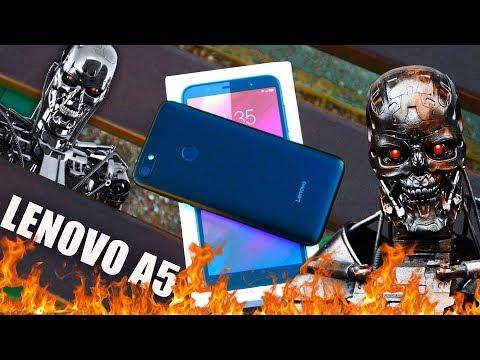 И восстали Lenovo из пепла и ядерного огня🔥 LENOVO A5 - обзор