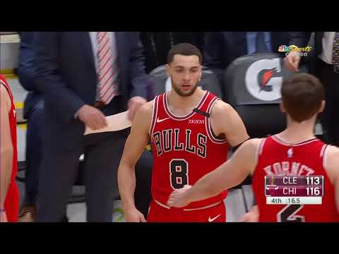 Chicago Bulls Vs Cleveland Cavaliers | January 18, 2020