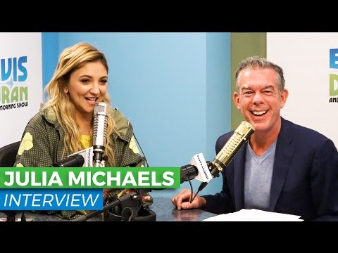 "Julia Michaels Talks Her Song ""Issues"" and Writing With Linkin Park 