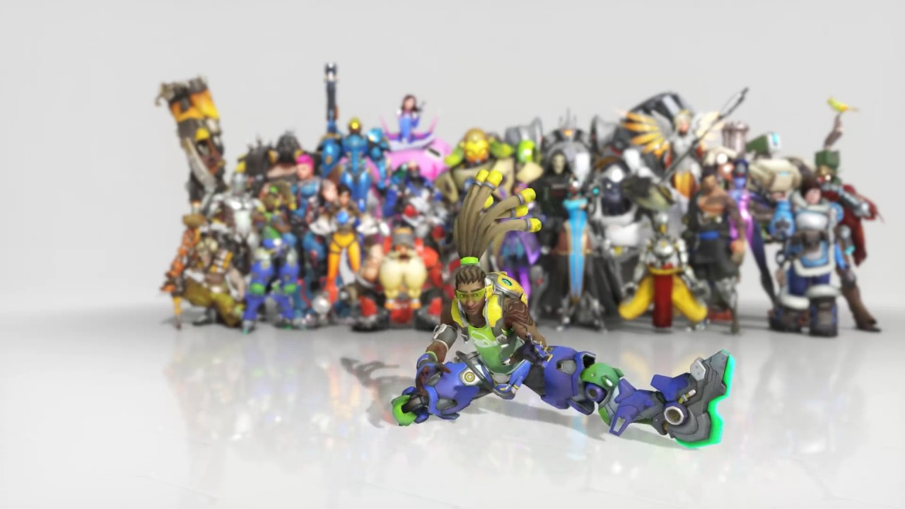 Overwatch Lucio Dance Emote Animated Wallpaper 1080p Fullhd Youtube