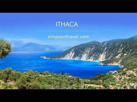 Ithaca, holidays in Greece
