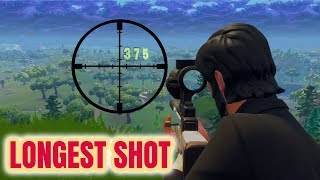 LONGEST REAL SNIPER SHOT IN FORTNITE?😲 - Fortnite Weekly Funny Moments #9