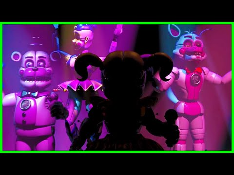 FNAF Sister Location TRAILER OFFICIAL - Reaction & Analysis - (Five Nights at Freddy's 5 Trailer)