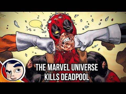 """Deadpool """"Marvel Universe Kills Deadpool"""" - Legacy Complete Story"""