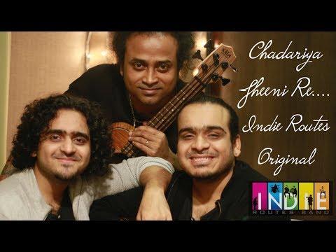 Chadariya Jheeni Re (Original) | Kabir | Aabhas Shreyas | Indie Routes | One Take Video
