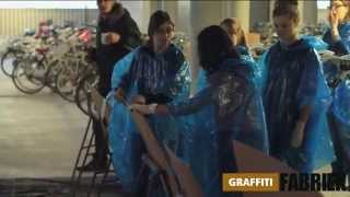graffiti-fabriek - graffiti workshop ckv middelbare school