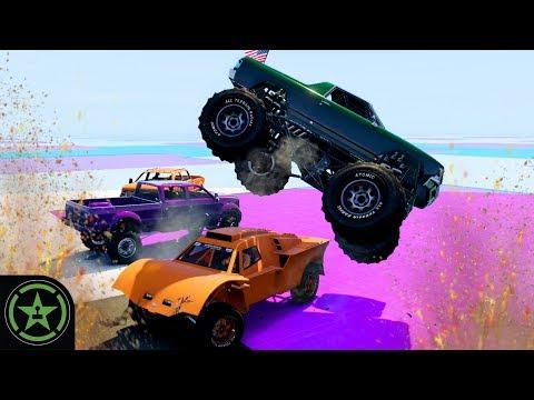 We Are Monster Truck - GTA V | Lets Play