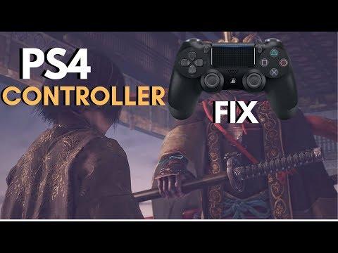 How to Fix PS4 Controller on Sekiro (DS4Windows)