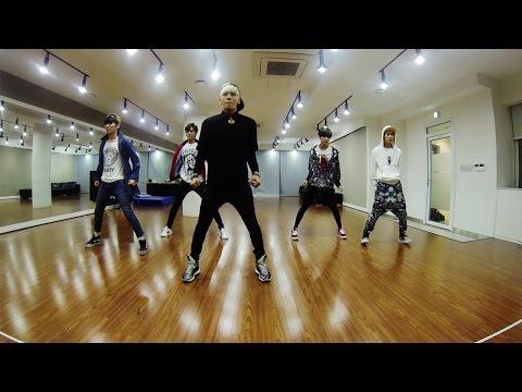 SHINee (샤이니) - Everybody Dance Practice (Mirrored)