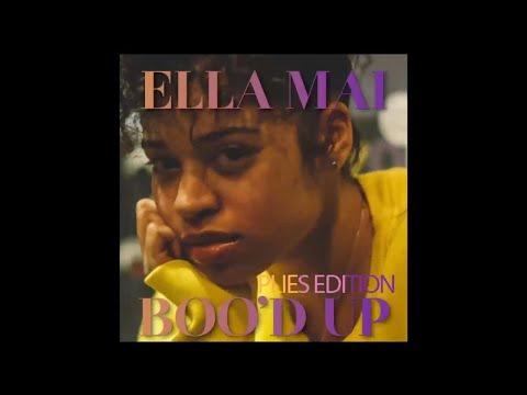 Plies  Bood Up Ella Mai Remix
