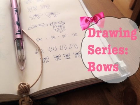 Drawing Series: Bows [HD]