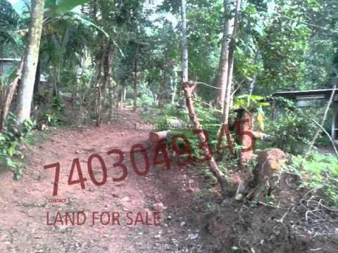 Real Estate Kerala -  Land For Sale Near Keltron Junction, Karakulam,Trivandrum