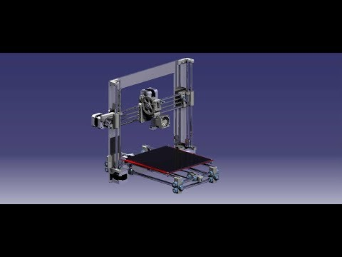 294. Prusa I3 Rework || 3D printing || Free download 3D models