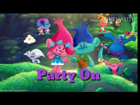 Party On  Trolls The Beat Goes On Soundtrack