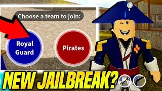 The *NEW* Roblox Jailbreak... But With Pirates. (Roblox Pirate Simulator)