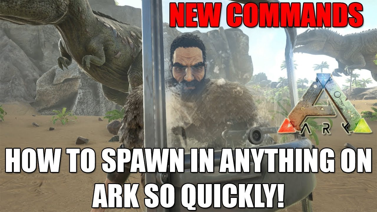 Ark how to spawn in anything in 5 seconds new short admin ark how to spawn in anything in 5 seconds new short admin commands ark survival evolved malvernweather Gallery