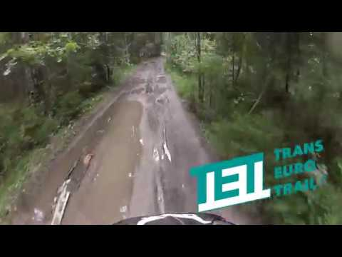 Transeurotrail Latvia - TET  Łotwa 2018