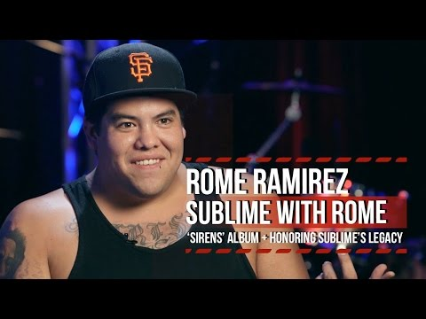 Rome Ramirez on Honoring Sublime's Legacy + 'Sirens' Album