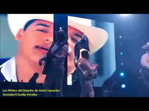 Los Plebes del Rancho de Ariel Camacho en la Arena Monterrey 2017