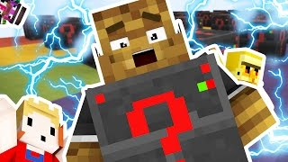HOW TO CRASH A SERVER Minecraft ELECTRIC LUCKY BLOCK RACE! | (Minecraft Modded Minigame)