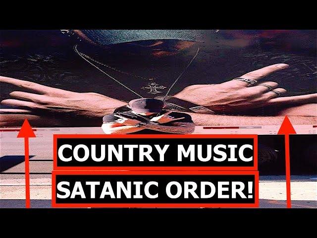 EXPOSE' & PREACHING Country Music's SATANIC Agenda