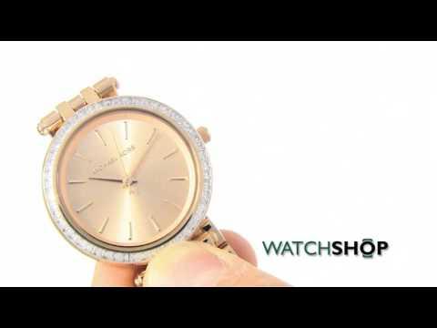 06b0e64e10fa Michael Kors Ladies  Darci Watch (MK3366)