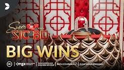 Super Sic Bo Big Win Compilation | Evolution Gaming