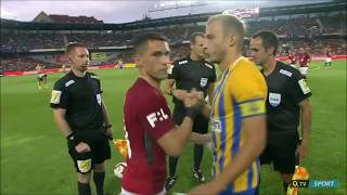 FORTUNA:LIGA 2018/19 ● 1.KOLO ● AC SPARTA PRAHA - SLEZSKÝ FC OPAVA 2:0 ● 21.07.2018