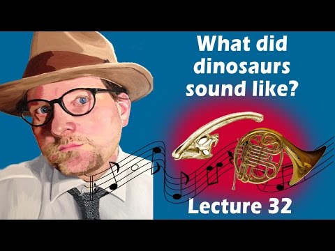 What did Dinosaurs Sound Like?