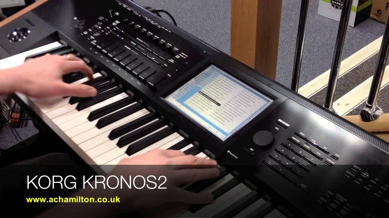 Korg KRONOS-2 88 Music Workstation Refurbished