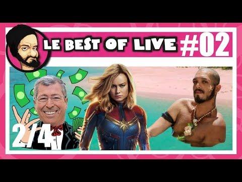 homme-vs-triton-/-balkany-vs-morale(s)-/-sjw-vs-marvel-(feat.-le-chat)-[en-live-!-#02---partie-2/4]