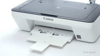 Canon PIXMA MG3022 - Easy Wireless Connect Method on a Windows® computer