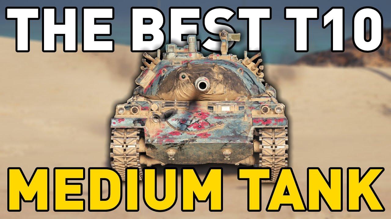 The BEST T10 Medium Tank in World of Tanks? thumbnail