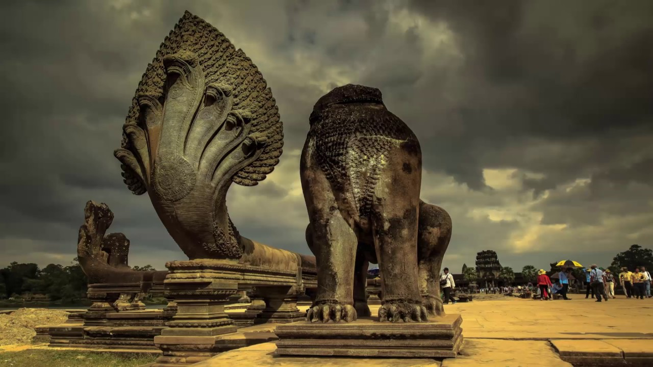Image result for कंबोडिया का प्रसिद्ध हिन्दू मंदिर