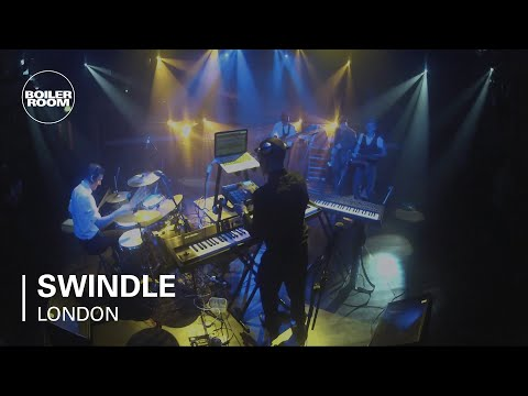 Swindle Fabriclive x Boiler Room London Live Show
