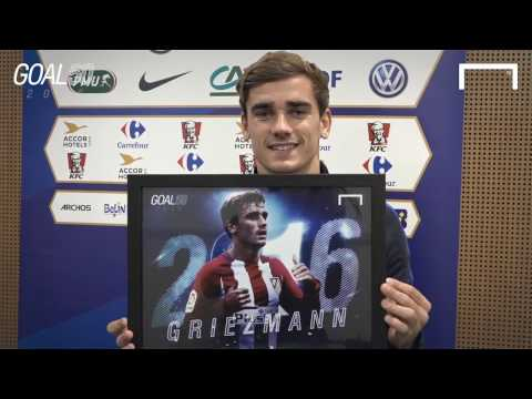 Goal 50 - Antoine Griezmann exclusive interview