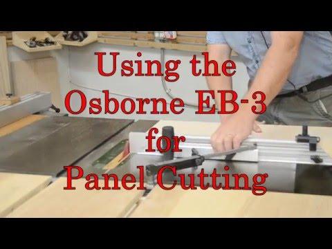 Osborne Eb 3 Miter Gauge