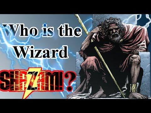 Who is DC Comics' Mamaragan? The Wizard SHAZAM! (Prime Earth)