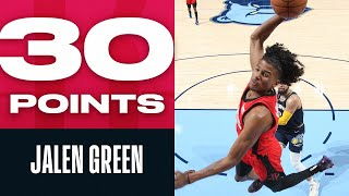 Jalen Green FRANCHISE-RECORD in 3rd Game of Career 🔥