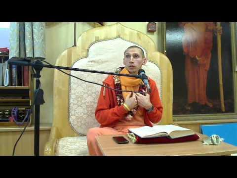 Шримад Бхагаватам 3.23.8 - Абхай Чайтанья прабху