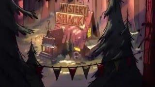 Gravity Falls - Music Video || My Home (MandoPony)
