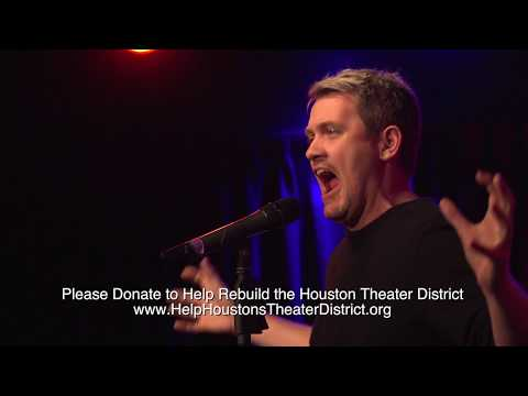 """B'WAY♥HOUSTON: MICHAEL ARDEN Performing """"Out There"""" Live"""