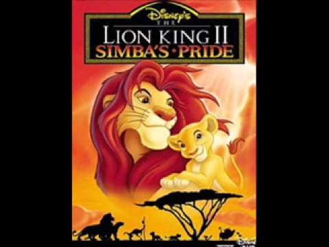 The Lion King 2 One Of Us Japanese