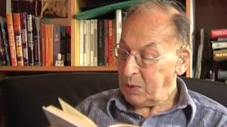 """Emanuel Litvinoff reads from """"Journey Through A Small Planet"""""""