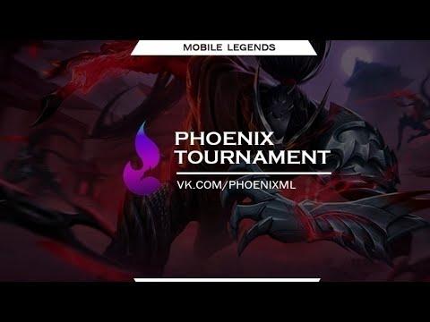 ФИНАЛ ТУРНИРА 5х5    Mobile Legends   Phoenix