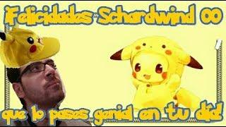¡FELIZ CUMPLEAÑOS SCHARDWIND 00! | Jugando a Pokémon Amarillo: Edición especial Pikachu